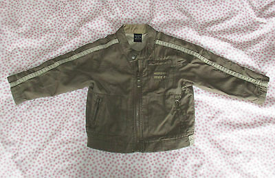 NEXT Boys Lined Cargo Jacket 12-18months