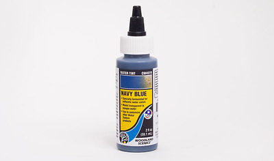 Water Tint - Navy Blue - Woodland Scenics CW4519 - free post P3