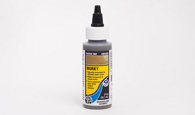 Water Tint – Murky - Woodland Scenics CW4525 - free post P3