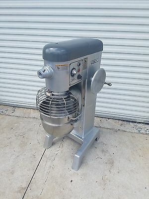 HOBART 40 QT D340 DONUT DOUGH MIXER PIZZA BAKERY BREAD w/ BOWL GAURD & HOOK 30