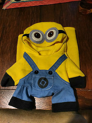 Minions Dog/Cat Costume Small/Medium