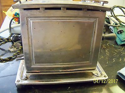 Antique Side Load Toaster Landers, Frary & Clark Universal E942 non/working