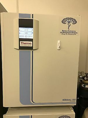 HERACELL 150i CO2 INCUBATOR FOR SALE  GREAT CONDITION WORKS PERFECT