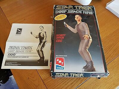 Special Edition Collectors Model ODO DS9