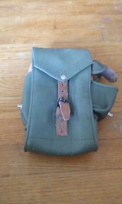 Magazine Pouch 7.62x39 Hungarian 3-20 Rd Green POUCH  U1