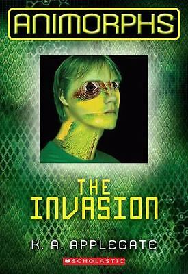 Animorphs: The Invasion 1 by K. A. Applegate (2011, Paperback)