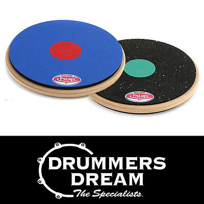 "ProLogix 12"" Marksman Practice Pad MPAD12D Double sided with 4 playing surfaces"