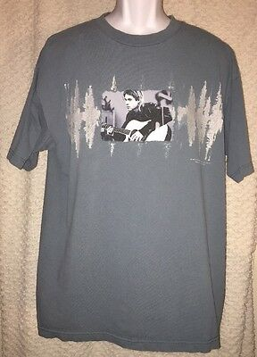 1997 Kurt Cobain The End of Music t-shirt size adult L/XL by Giant - Nirvana