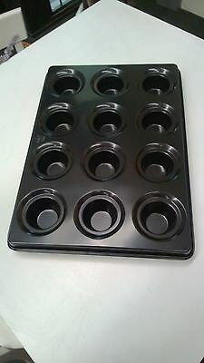 Heavy Duty Non Stick 12 Cup Muffin Pan