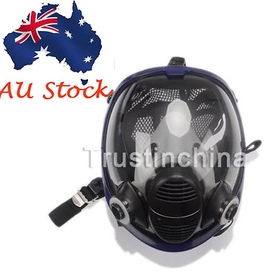 Painting Spraying Similar For 3M 6800 Gas Mask Full Face Facepiece Respirator AU