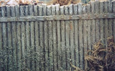 HO Scale Waterfront Pier Retaining Wall - Layout Ready 12DMP