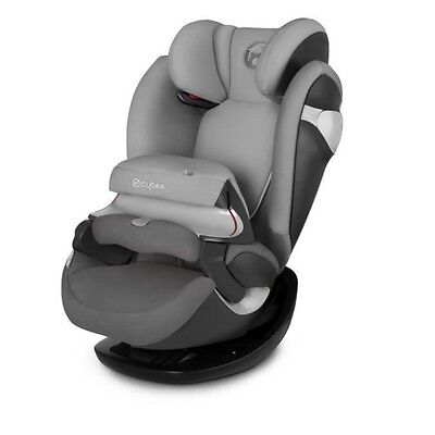 CYBEX Siege Auto Groupe 1/2/3 Pallas M Manhattan Grey