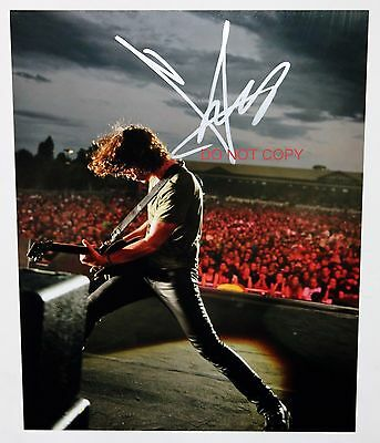 "Chris Cornell of Soundgarden & Audioslave SIGNED Reprint 11x14"" Poster #5 RP"