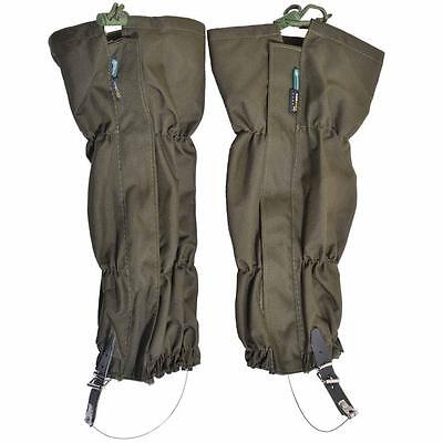 Waterproof Outdoor Hiking Walking Climbing Hunting Snow Legging Gaiters 1 Pair