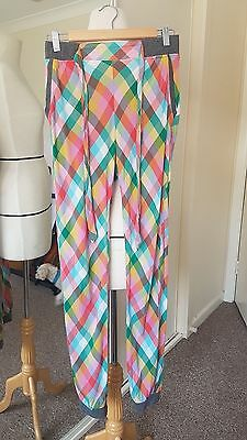 Peter Alexander Size XS Ladies Rainbow Pants