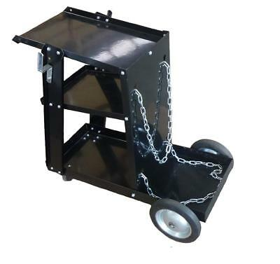 Serving Trolley For Welding Station With 3 Levels, 45Kg Wt002 Varanmotors