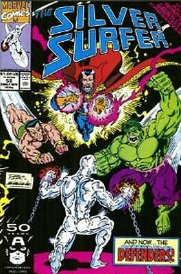 Silver Surfer (Vol 2) #  58 Very Fine (VFN) Marvel Comics MODERN AGE