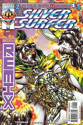 Silver Surfer: Loftier than Mortals (1999 Ltd) #   1 Near Mint (NM) MODN AGE