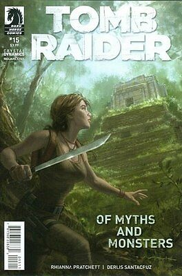 Tomb Raider (Vol 2) #  15 Near Mint (NM) Dark Horse MODERN AGE COMICS