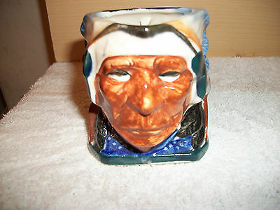 Vintage Small Creamer - Indian Mans' Head.  Made in Japan