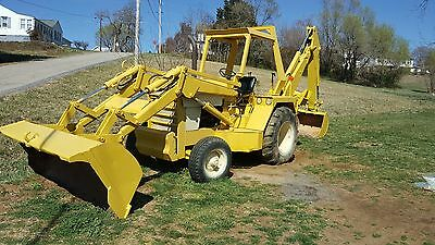 3500a international backhoe