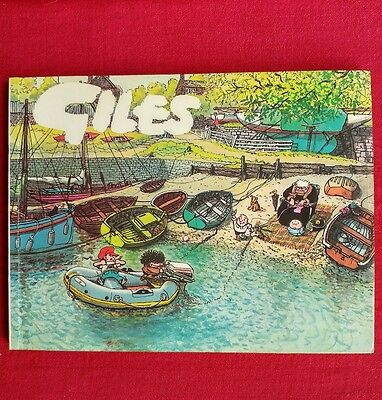 Vintage Giles Cartoon Book Annual 1974/1975, Twenty-Ninth Series, Tommy Cooper
