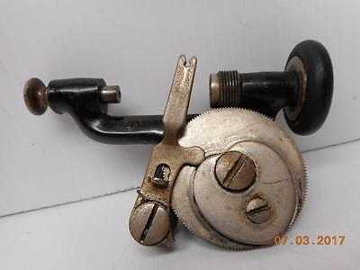 BOBBIN WINDER 1904 SINGER 15k other,,, VINTAGE PART TREADLE SEWING MACHINE