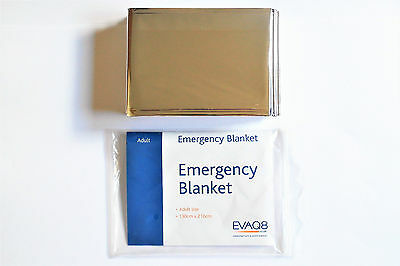 Emergency - Foil - Survival Blanket