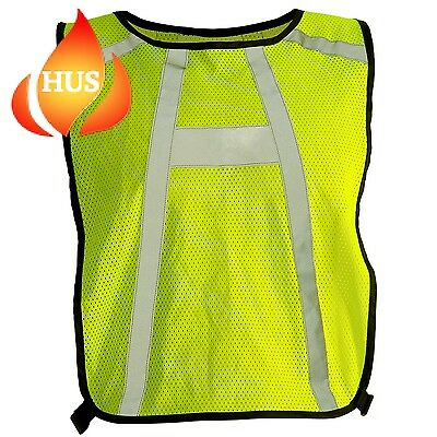 BTR High Visibility Reflective Running Bib Vest. Suitable for running,...