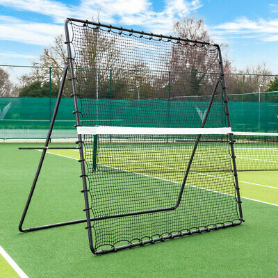 Tennis Jumbo Rebounder Net (2.7m x 2.2m) [Net World Sports]