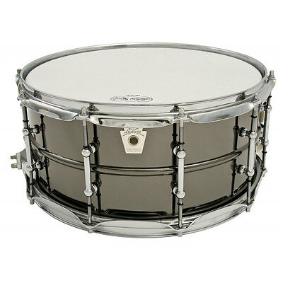 Ludwig LB417T Rullante Black Beauty 14 X 6,5