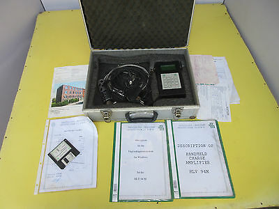 Electronic Pressure Measuring System for Diesel & Gas Engine HLV 94 M by KISTLER