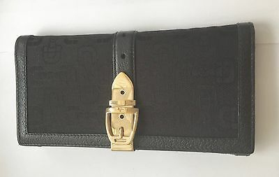1b3235a16de GUCCI LADIES WALLET leather black brand new -  295.00