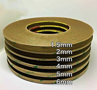 300LSE Transparent Clear DOUBLE SIDED STICKY ADHESIVE TAPE Cell Phone Repair
