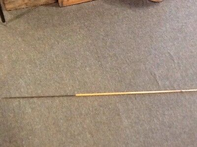Old Papua New Guinea Bamboo Ceremonial Hand Carved Spear Lot 3