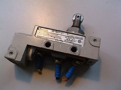 Omron ZE-Q22-2S Limit Switch 15A *FREE SHIPPING*