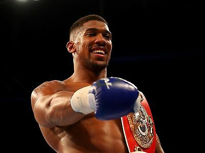 Anthony Joshua DVD Career Collection