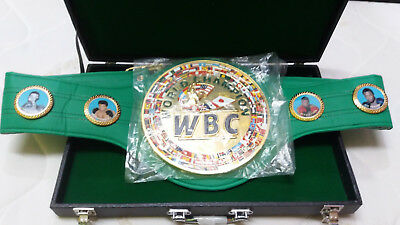 Wbc Championship Boxing Belt Replica adult size with case