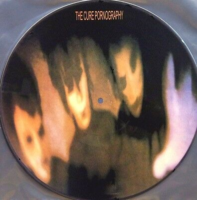The Cure ~ Pornography ~ Limited Edition Picture Disc Vinyl LP ~ New/Mint
