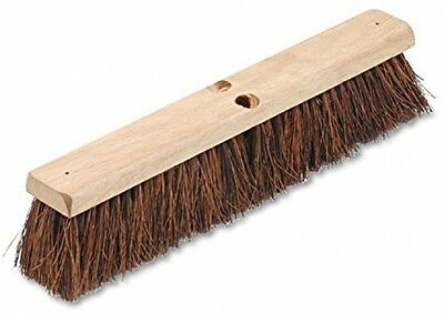Floor Brush Head Broom Replacement 18 Inch Wide Thick Bristle Sweeping Cleaning