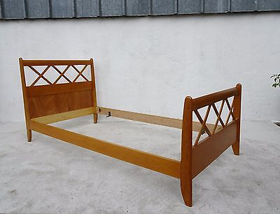 LIT BANQUETTE Daybed 90 x 190 Années 50 60