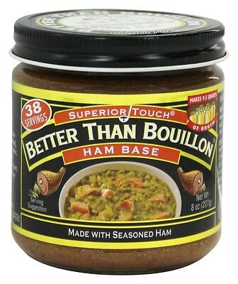 Better Than Bouillon - Ham Base - 8 oz.