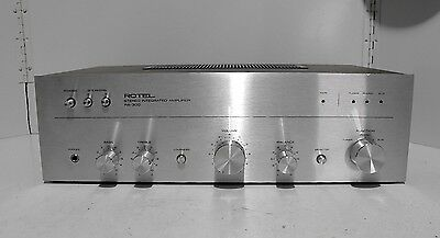 Rotel Stereo Integrated Amplifier RA-300 Rare 70s Audiophile In G.W.O