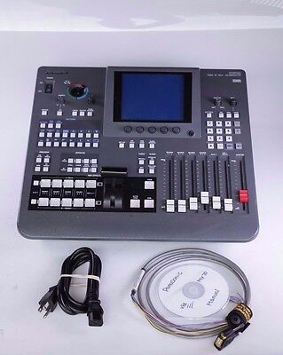 Panasonic AG-MX70 Digital Audio Video AV Professional Mixer