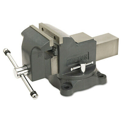 Jet WS6 6 in. Jaw Shop Vise, Swivel Base  63302 New