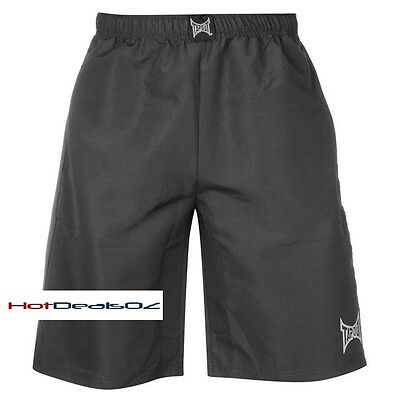 Brand New Tap Out Work Out Shorts Mens - Black, Charcoal or Blue