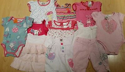 baby girls clothes size 00 bulk