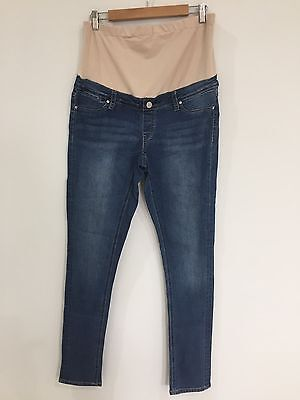 Jeanswest Super Skinny Maternity Jeans Size 14