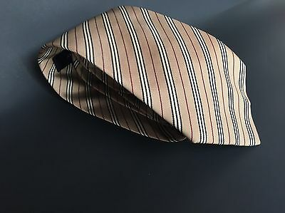 Burberry London Made In Italy New 100% SILK MEN'S NECK TIE
