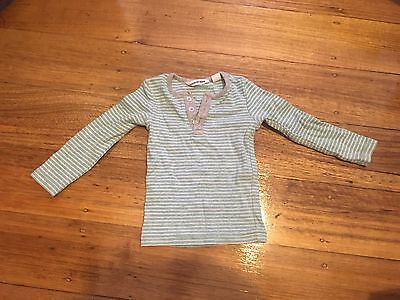 Country Road Long Sleeved top Size 0